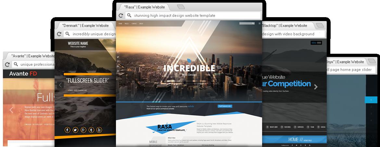 Theme Website